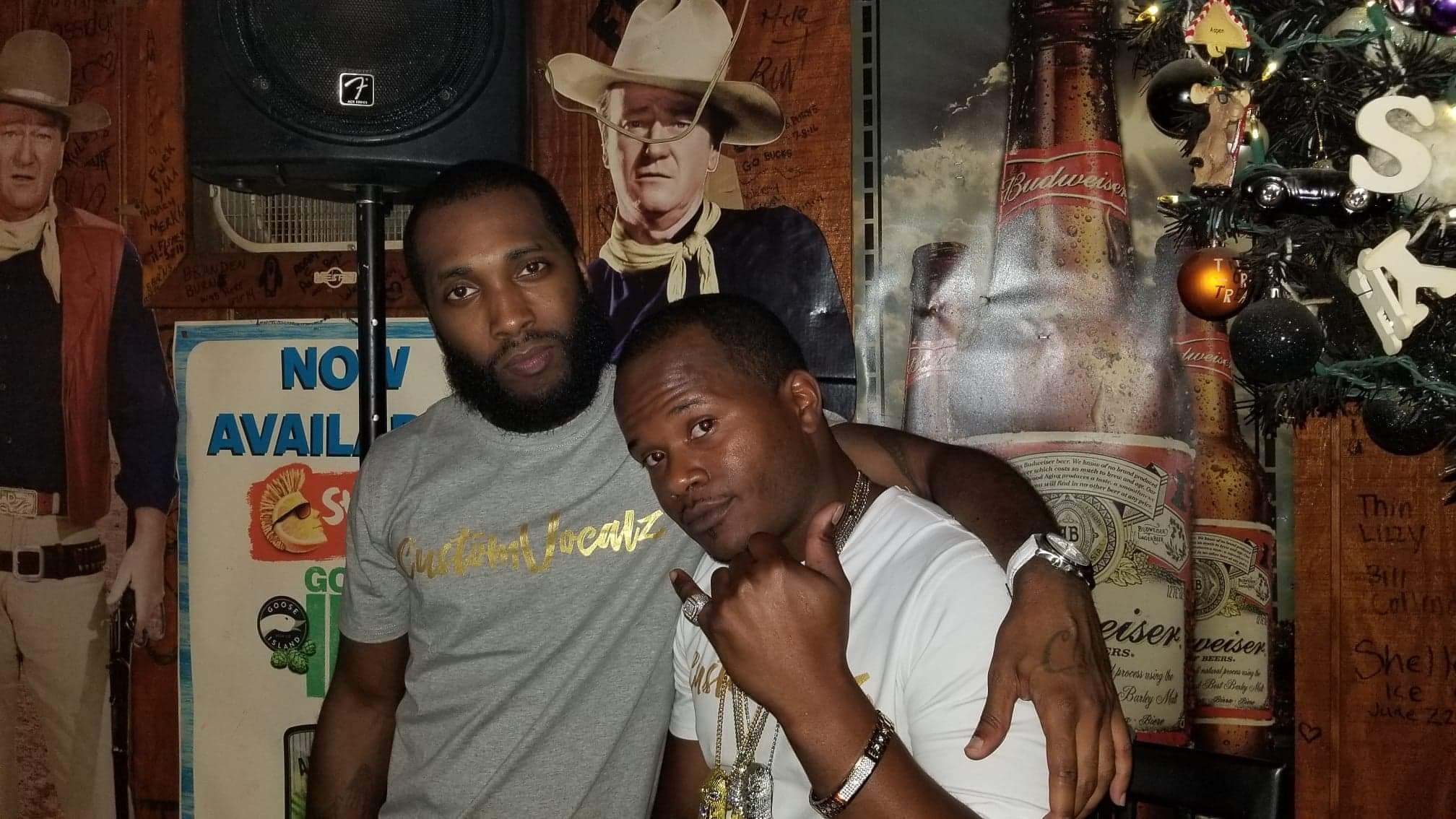 Custom Vocalz and Rising Hip-Hop Superstar Acezz Team Up to Dominate Music Industry 1