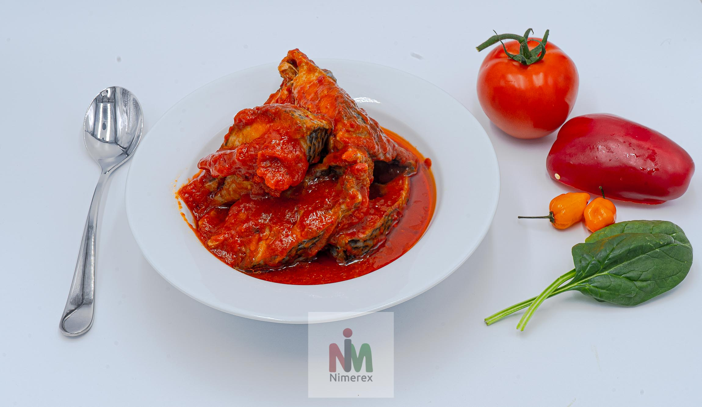 Nimerex now delivers Tilapia Fish Stew to homes across America. See menu on nimerex.com 1