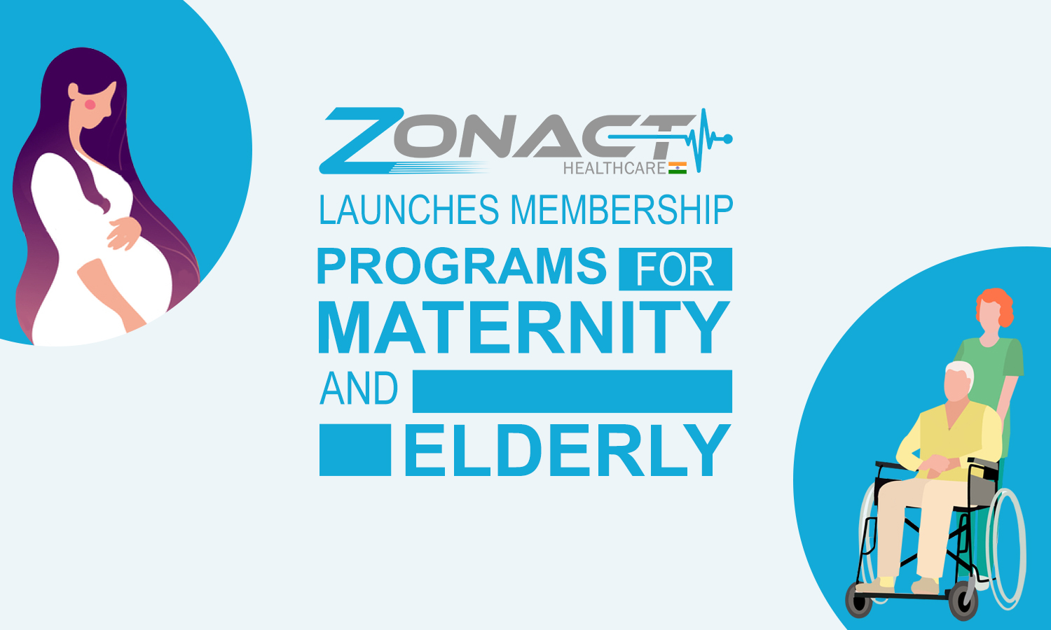 Zonact Launches Membership Programs for Maternity and Elderly 1