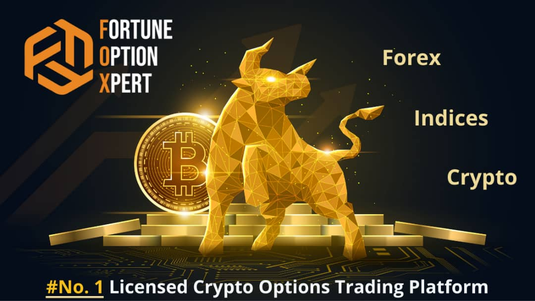 Fortune Option Xpert Simplifies Crypto Trading Options Via Their Digital Options Trading Solutions 1