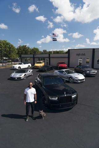 Liram Sustiel's Vehicle Management Program Provides a New Rental Service for Exotic Vehicles 2