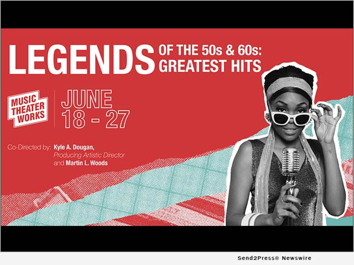 Music Theater Works Presents 'Legends Of The 50s And 60s: Greatest Hits' 1