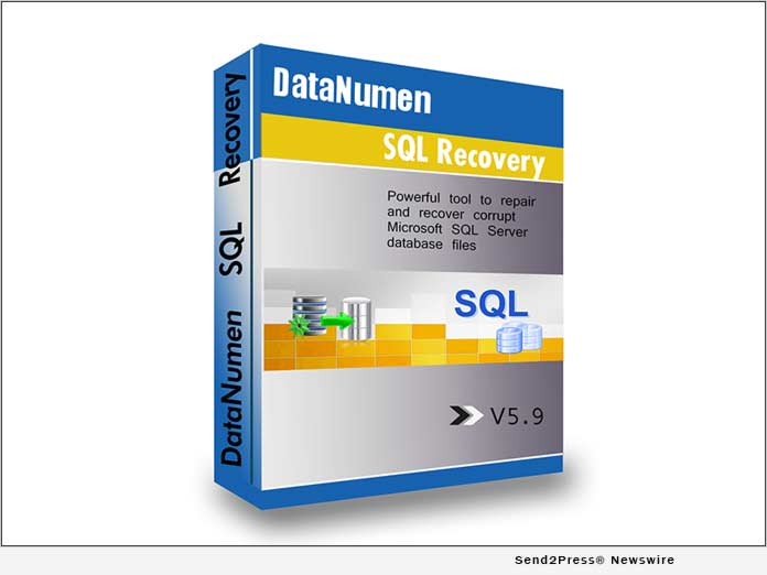 DataNumen SQL Recovery 5.9: Maximum Repair and Multilingual Interface 1