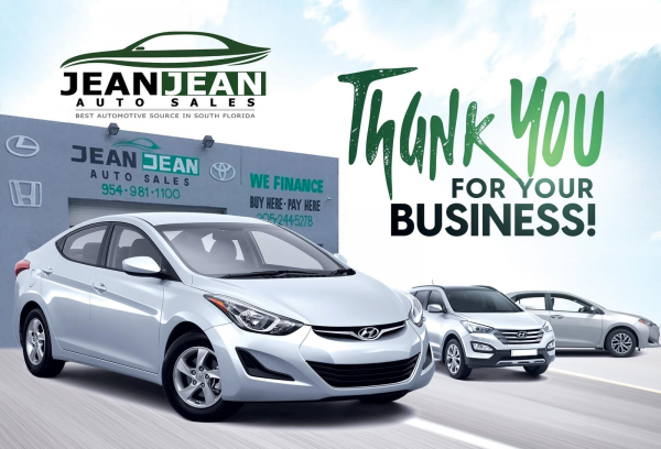 A Visionary Venture Borne of Determination, Jean Jean Auto Sales Offers Vehicles for Every Budget 1