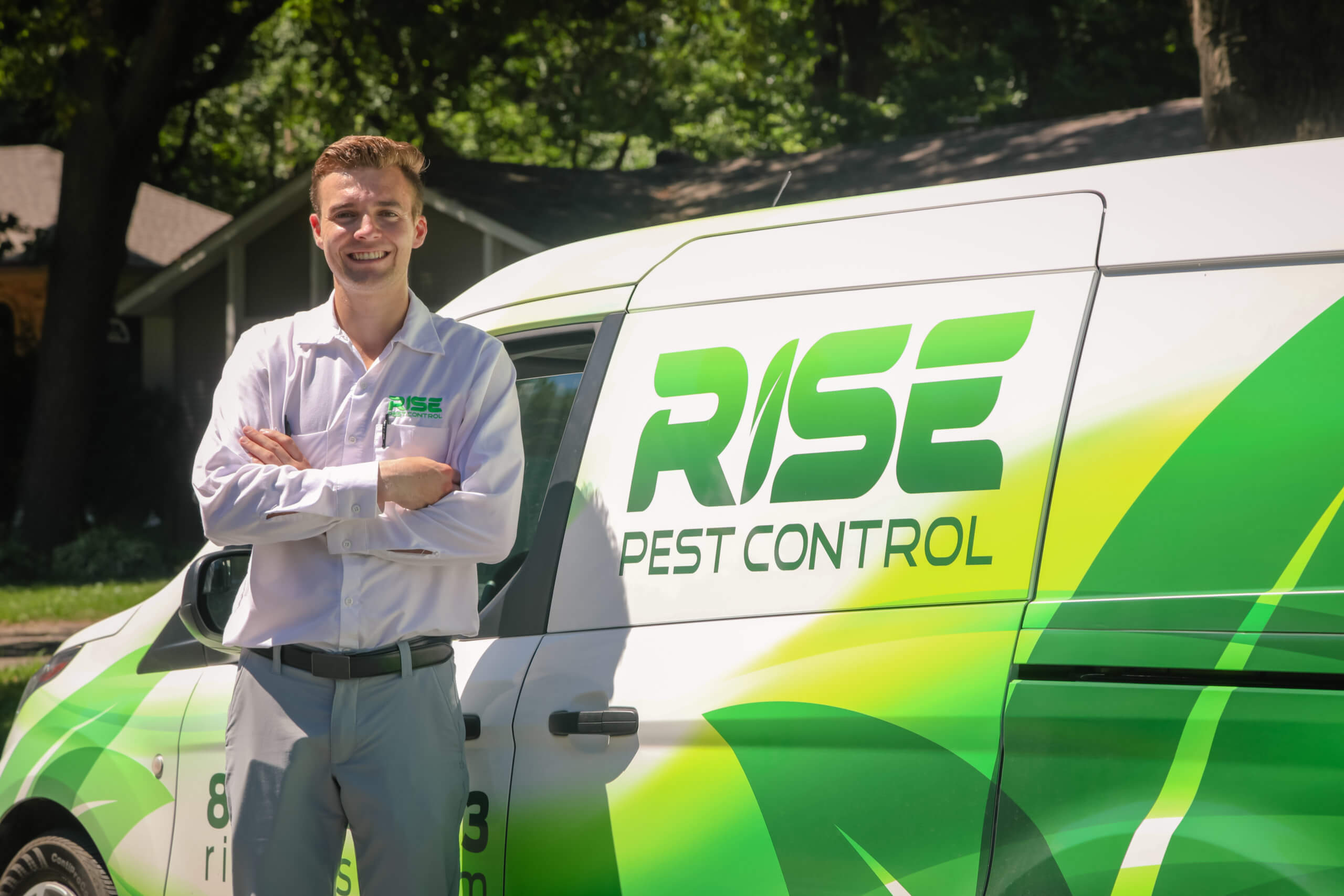 Pest Control Minneapolis: Rise Pest Control Minneapolis Launches a New Website 2