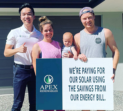 Australia's Renewable Energy Solutions Provider Apex Renewables Launches Services in North America 1