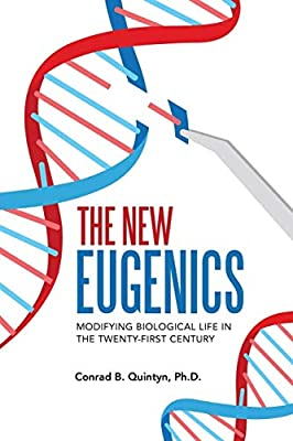 """Conrad B. Quintyn's new book """"The New Eugenics"""" receives a warm literary welcome 2"""