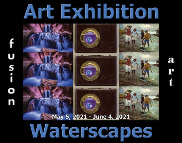 Fusion Art Announces the Winners of the 6th Annual Waterscapes Art Exhibition 3