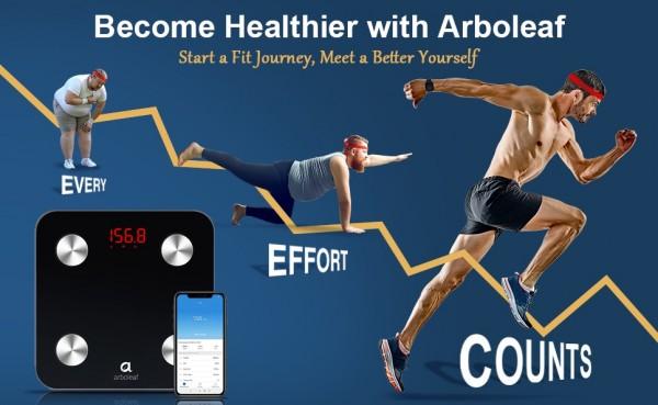 Arboleaf Body Fat Smart Scale at Unbeatable Price 3