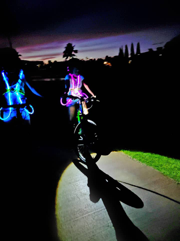 New Hawaii Based Father/Daughter Business Illumin8 Design Inc. Launches Their Range Of unique, stylish and functional LED Safety Solutions 2