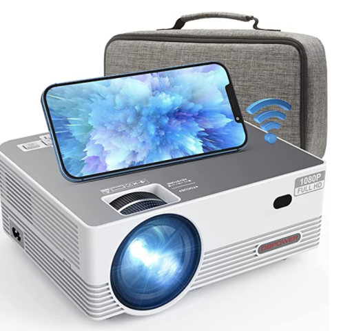 DBPower Unveils Four New Projectors, Offering a Truly Immersive Experience 5