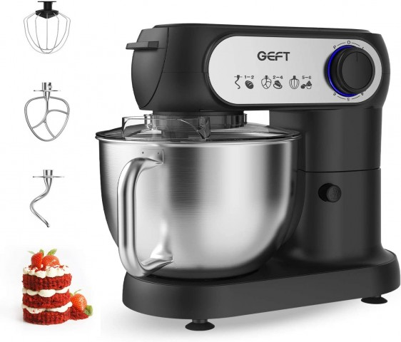 Grab GEFT Stand Mixer at an Unbeatable Price 1