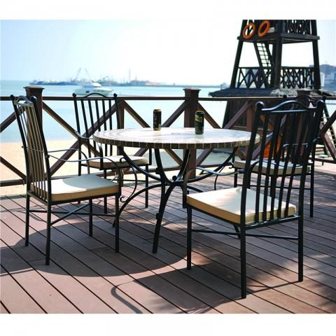 Fashion trend of cutting edge modern outdoor furniture 3