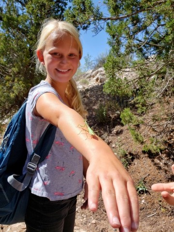 A researcher and educator shares why gifted kids should be getting outside and learning about nature 2