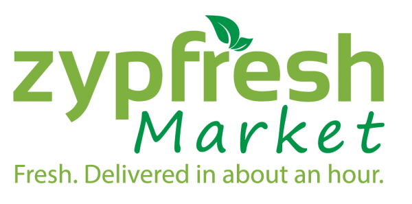 Groceries are Delivered Fresh to Customers' Doorsteps with zypfresh Market's 1-Hour Delivery 1
