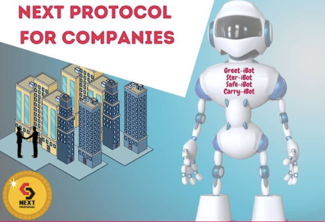 Nextibot Empowers Corporate Companies with Robotic Solutions for the New Normal 1