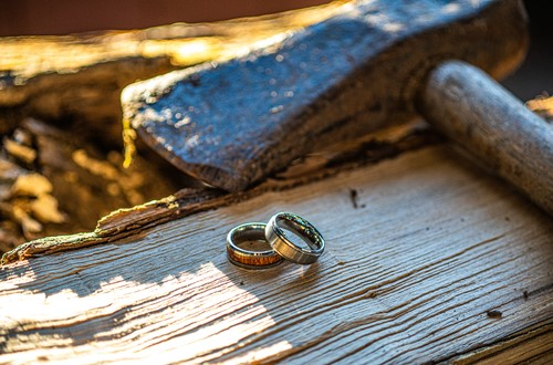 Why Couples Are Tying the Knot with Tungsten 7