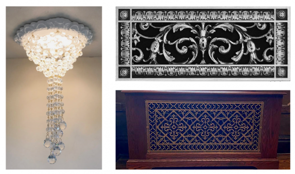 Beaux-Arts Classic Products Replaces a Home's Eyesores with Decorative Recessed Lighting Trim, Return Air Grille Covers & More 3