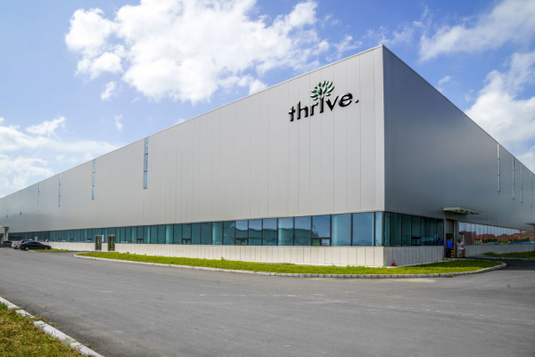 Thrive Cloud Warehouse Logistics Accelerates Business in India and around the world 5