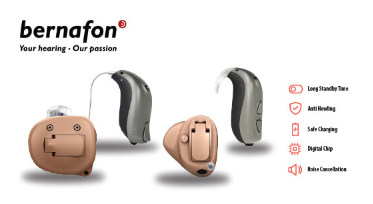 Hearing Aids Singapore Company Offers Unique Technology Combination 3
