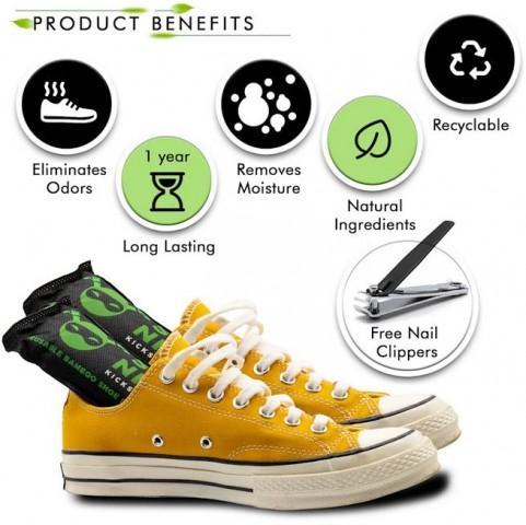 Ellis Harper Group launches Shoe Ninja on Amazon USA 3