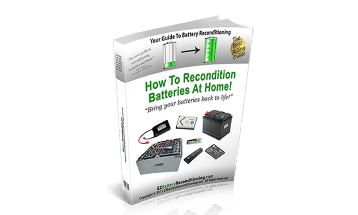 EZ Battery Reconditioning Reviews – Detailed Report On Battery Reconditioning Guide 1