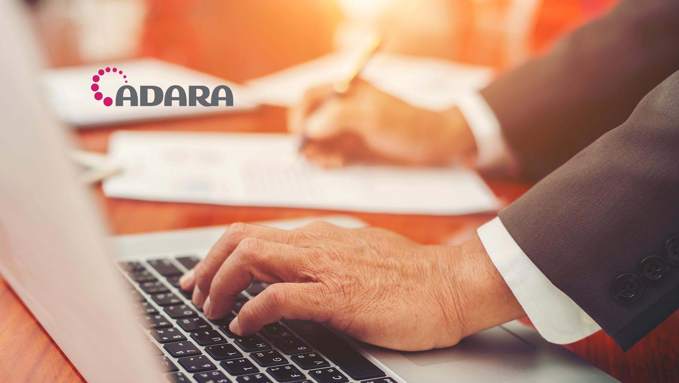 ADARA Names Steve Melamed as Chief Revenue Officer 1
