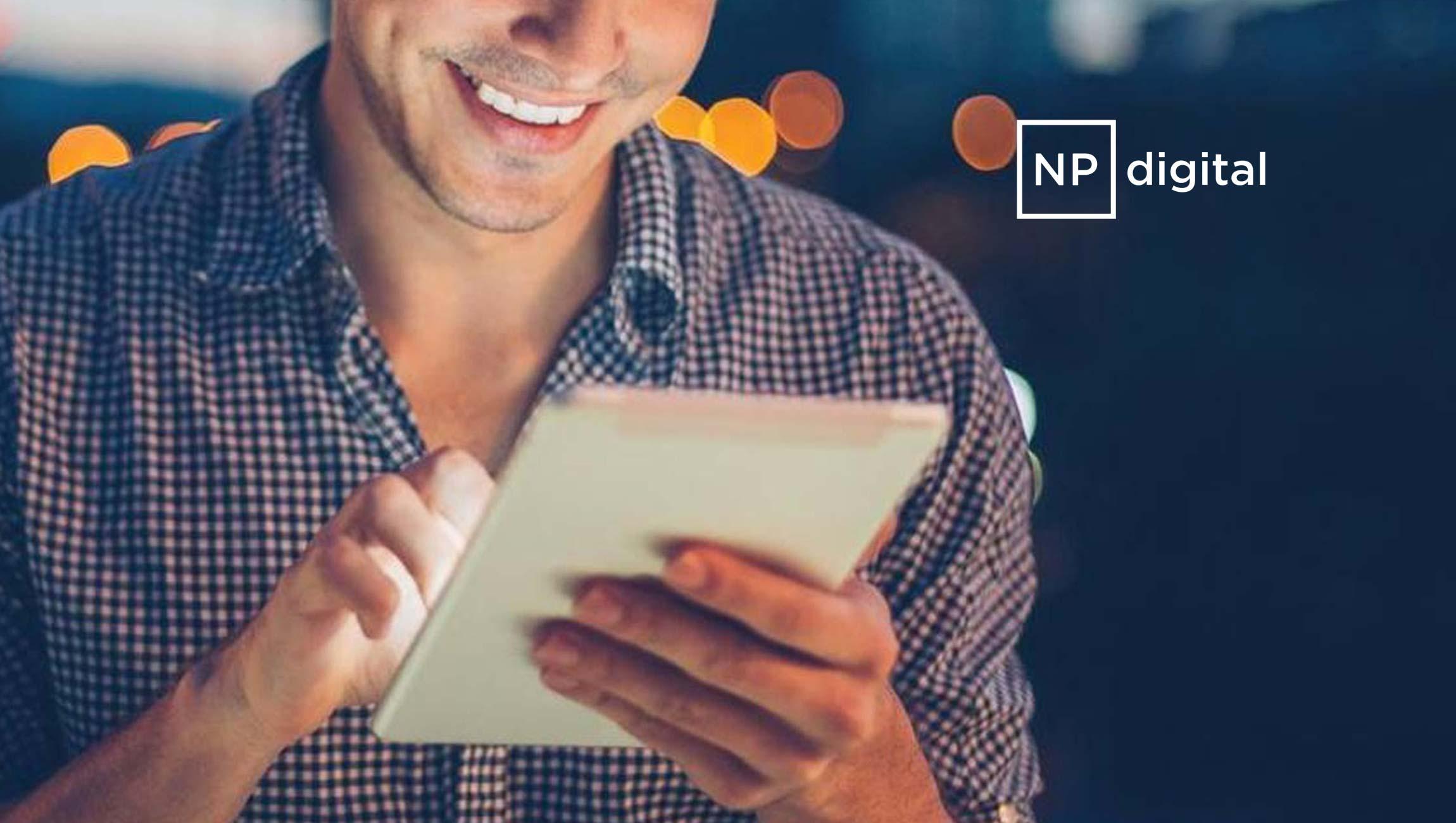 NP Digital Announces New CCO Matt Kropp 1