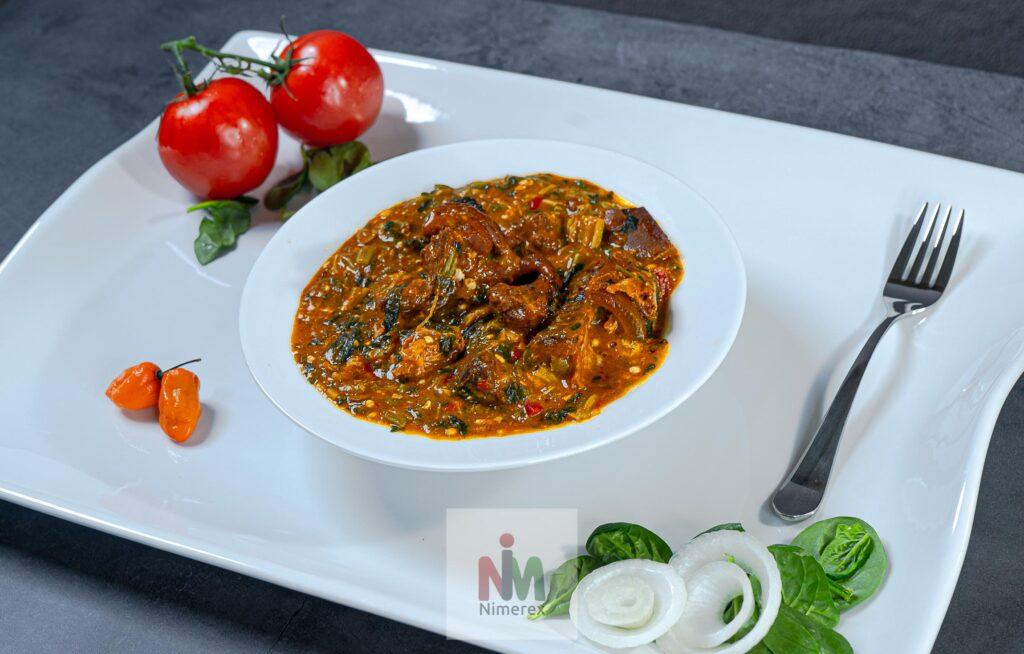 Ogbono Soup (Half Pan / Family SIze)