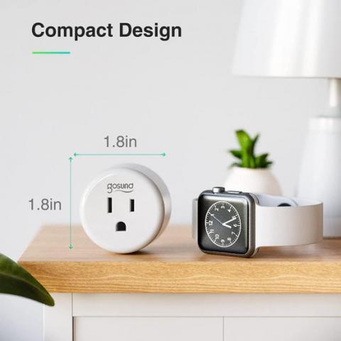 Gosund Smart Plug WON The Red Dot Design Award 19