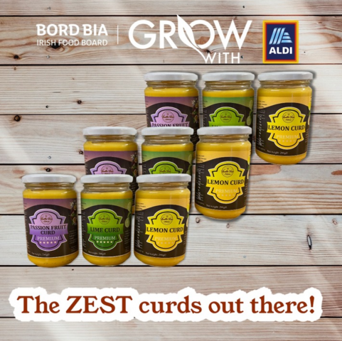 """Vanilla Bean Patisserie Adds New Products To Their """"Grow with Aldi"""" program 2"""