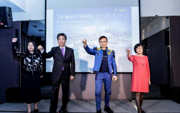 Taiwantrade MEGA EXPO, with its diversified VR services, leads 5 major industries to conquer the 20.9 trillion-US-dollar B2B market. 2