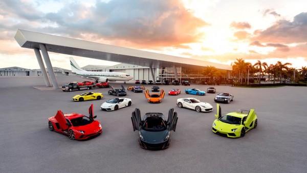 Liram Sustiel's Vehicle Management Program Provides a New Rental Service for Exotic Vehicles 1