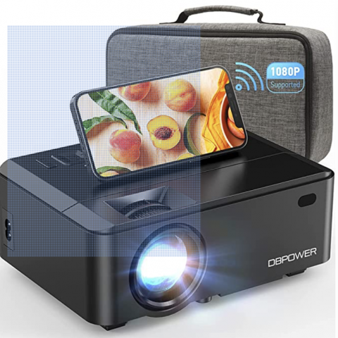 DBPower Unveils Four New Projectors, Offering a Truly Immersive Experience 3