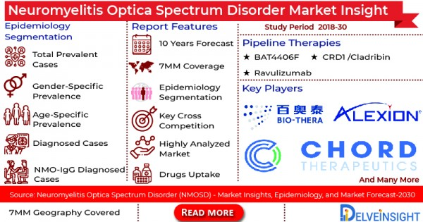 Neuromyelitis Optica Spectrum Disorder Market Analysis Portrays a Promising Outlook of the Emerging Drugs During the Forecast Period (2021-30) 2