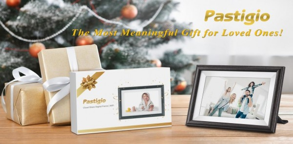 Pastigio Cloud Share Digital Picture Frame – The Most Meaningful Gift for the Loved One 1