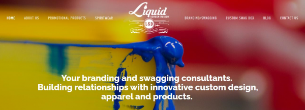 Liquid Screen Design Offering Custom Swag Boxes for Businesses Nationwide 2