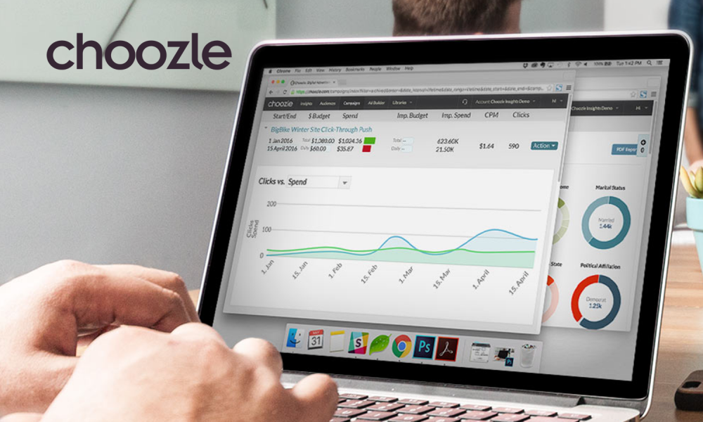 Choozle Secures $15 Million in Series C Funding from Boathouse Capital 1