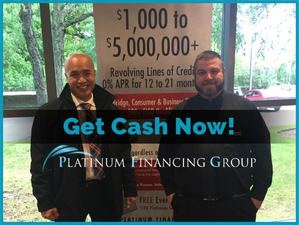 Platinum Financing Group Funds Businesses and Helps Consumers Obtain Millions of Dollars With Their 0% APR Funding Program 2