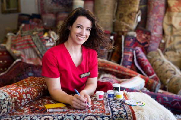 Issa Hoker's Smart Inventions Revolutionizes the Carpet Dyeing Industry 1