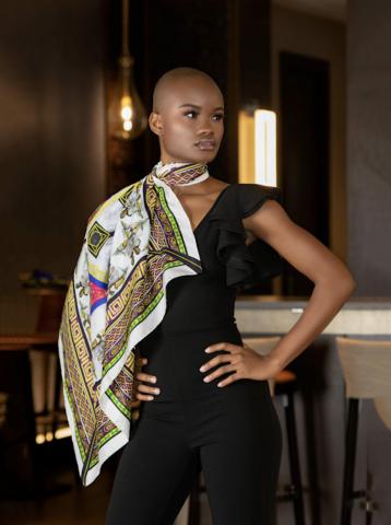 Silks Of Sheba Announces Physical Stores in South Africa and New York For Its African-inspired Scarf Designs 2
