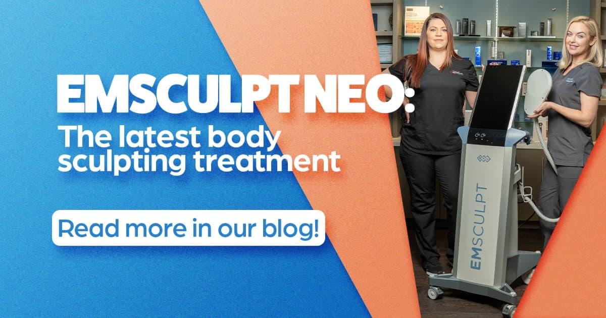 EmSculpt NEO® Treatment Lands at Total Dermatology 10