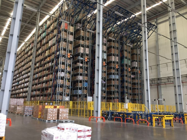 Thrive Cloud Warehouse Logistics Accelerates Business in India and around the world 7