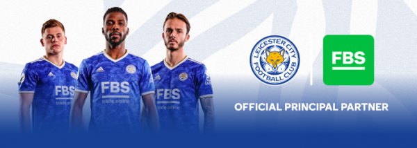 Leicester City And FBS Announce Record New Principal Club Partnership 1