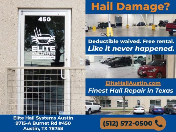 Announcing Elite Hail Systems Austin – Large New Auto Hail Damage Repair Facility in Austin TX 2