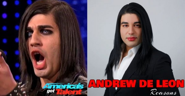 America's Got Talent sensation Andrew De Leon returns with a new single and style 3