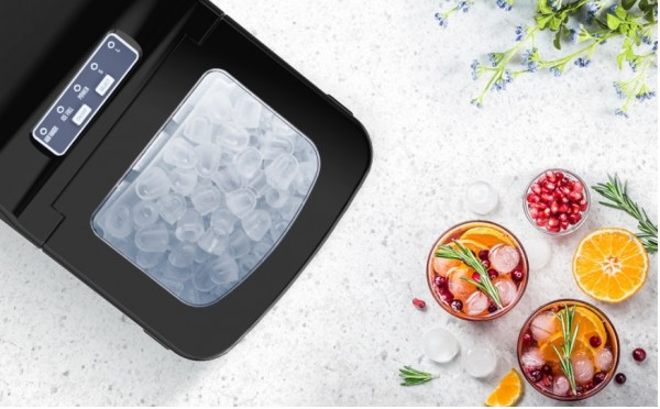 Free Village Ice Maker Machine for Countertop 5