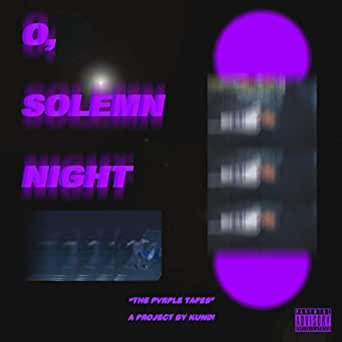 KunD! Drops The Video To His EP O, SOLEMN NIGHT: The Pvrple Tapes 1