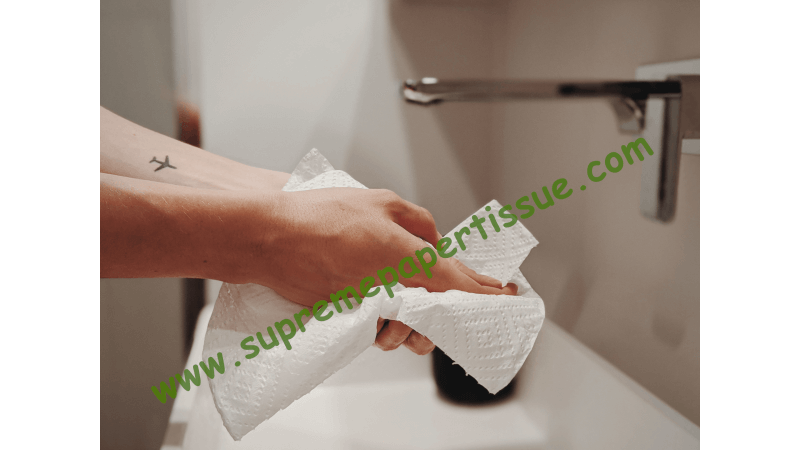 AO SHA SUPPLY CHAIN MANAGEMENT CO., LTD Presents Superior and Highly Absorbent Paper RollTowels for Wiping and Cleaning Different Places 1