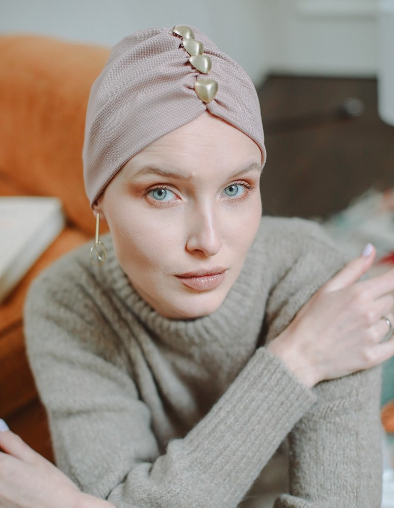 REFANA-LI Adds To Their Collection of Turbans And Scarves 1